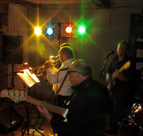 Readings hottest soul band hard at work